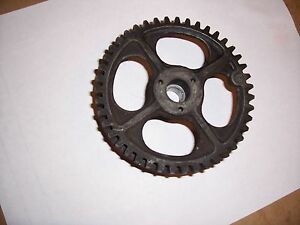 Fairbanks Morse Z D Magneto Gear 2 Hp 1 1 2 Zd Hit Miss Flywheel Engine Original