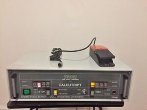 Karl Storz Calcutript Lithotripsy Unit Type 27085 31119