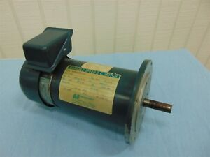 Magnetek D032 Variable Speed Dc Motor 1 2hp 90v 5 35a 1725rpm