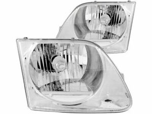 Headlight Set For 1997 2003 Ford Expedition 2000 1999 2002 1998 2001 B265hk