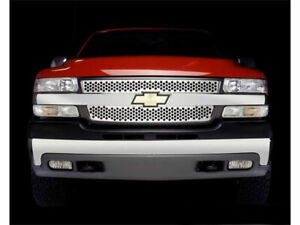 Grille Insert For 2001 2002 Chevy Silverado 1500 Hd T941vh