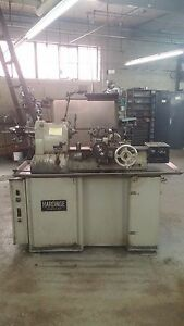 Hardinge Model Hc Cf Precision Chucker Lathe 13 Bc 5 Chuck Collets