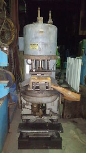 Denison Multipress 8 Ton C frame Hydraulic Press With Rotary Table