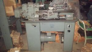 Schaublin 102 Vm High Precision Tool Room Lathe Made In Switzerland