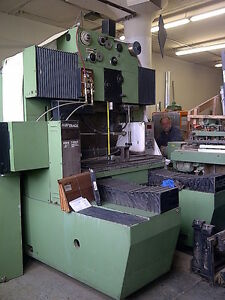 Agie Metric100 Cnc Wire Edm Fast Track