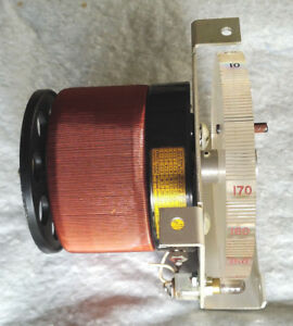 Powerstat Variable Transformer 120v Superior Electric Co Type S4035