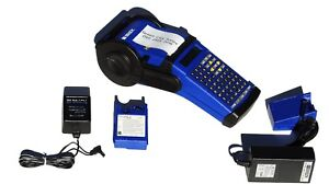 Brady Handimark Portable Label Maker Printer Battery Charger Ac Power