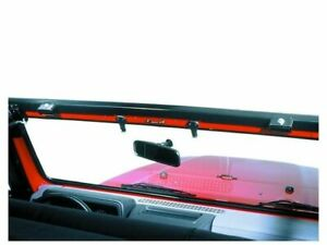 Windshield Channel For 1997 2006 Jeep Wrangler 1999 2001 2004 2000 2005 S922gd