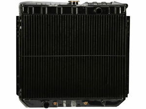 Radiator For 1967 1970 Ford Mustang 3 3l 6 Cyl 1968 1969 T557jv