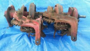 Massey Ferguson Square Baler Knotter Assembly For 10 Model