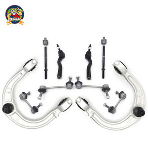 New 10pc Control Arm Suspension Kit For 2003 2004 2005 2007 Cadillac Cts Rwd