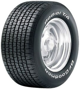 2 New Bf Goodrich Radial T A 93s Tires 2156015 215 60 15 21560r15