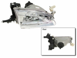 Right Headlight Assembly For 1998 2000 Toyota Corolla 1999 P266pq