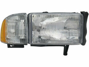 Right Headlight Assembly For 1994 2002 Dodge Ram 1500 2001 2000 1998 1995 C556yt