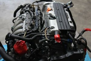 2003 2007 Honda Accord Element K24a 2 4l I Vtec Jdm Engine Tsx Acura W 50k Miles