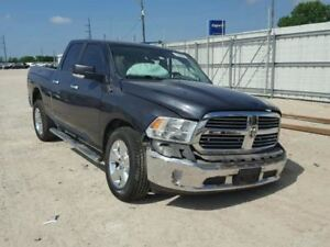 Hood Aluminum Without Dual Scoop Fits 09 17 Dodge 1500 Pickup 1646490