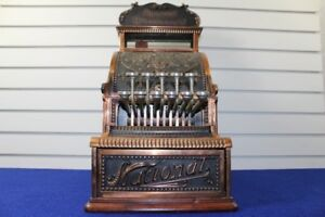 Antique National Cash Register Model 211 Pkm008273