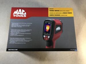 Mac Tools Et60181 Thermal Imaging Inspection Camera