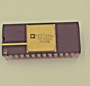 Ad574aud Analog Devices Complete 12 bit A d Converter