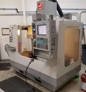 Haas Vf 1d Cnc Vertical Machining Center
