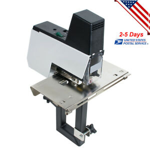 Electric Auto Rapid Stapler Flat Saddle Binder Machine Book Binding Machine Usa