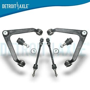 For 2002 2005 Dodge Ram 1500 Front Upper Control Arm ball Joint Sway Bar