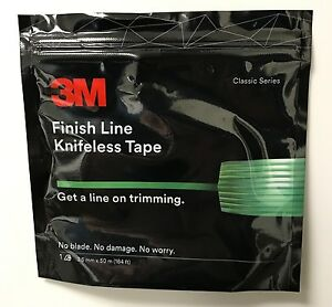 3m Finish Line Knifeless Vinyl Wrap Graphic Cutting Tape 1 8 X 164 50 Meter