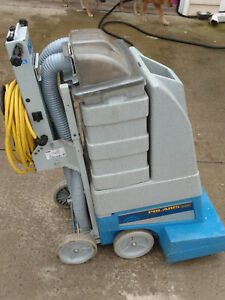 Parts Only Edic Polaris 700 Self contained Carpet Extractor 701ps 7 Gallon