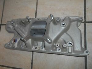 Edelbrock 2121 Performer Series 289 Intake Manifold For Ford