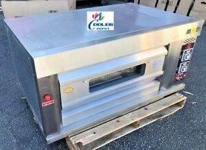 New Commercial Stone Pizza Oven Bakery Pizzeria Appetizer Cooker Gas Propane
