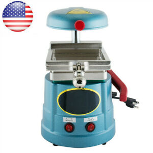 2 dental Vacuum Forming Molding Machine Former Heat Thermoforming Lab Equipment