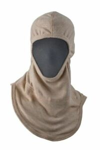 Life Liners Firefighting Hood Pl23 Made In Canada Tan