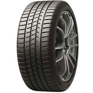 1 New Michelin Pilot Sport A s 3 94y 45k mile Tire 2553518 255 35 18 25535r18