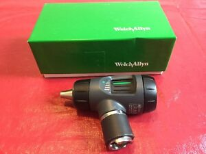 Welch Allyn Macroview 23820 Otoscope With Throat Illuminator Head Only W Bulb