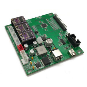 3 Axis Cnc Router Machine Laser Engraver Grbl Control Board Controller Card Usa