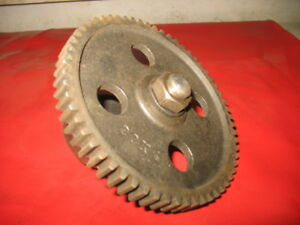 Stover Cam And Cam Gear Hit Miss Gas Engine 22k4