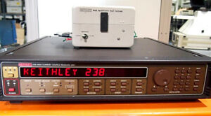 Keithley 238 High Current Source Measure Unit 8008 Resistivity Test b1