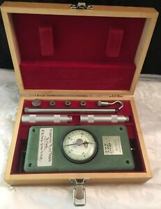 Chatillon Dpph 100 Force Gauge Scale Tester W Case