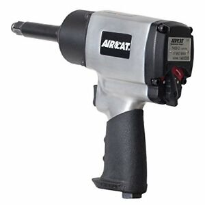 Aircat 1 2 X 2 Extended Impact Wrench 1 2 Drive 1450 2