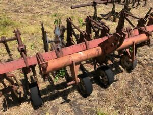 International Harvester Cultivator 2 Row 3 Point