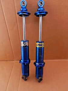 Afco Double Adjustable Aluminum Threaded Body Shocks 20 Open 13 1 2 Closed