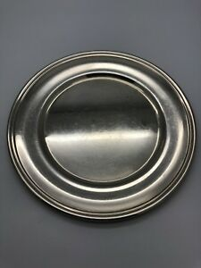 S Kirk Son Sterling Silver Bread Butter Plate Dish 58 No Monogram