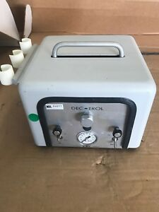 Adec Small Portable Dec trol Dental Operating And Treatment Unit