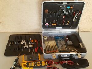Lot Of Electric Tools ideal fluke weller Wp25 Etc