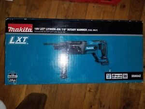Makita Xrh04z Cordless 18v Lithium Ion 7 8 Rotary Hammer bare Tool Only New