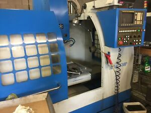 Acra Asmc 5100p Cnc Mill Machine