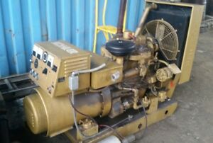 Kohler Natural Gas Generator Model 30r62