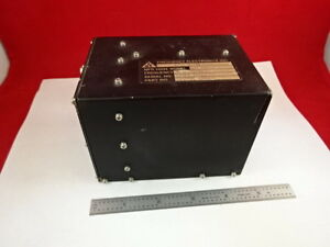 Frequency Electronics Fei Rubidium Fe 5607b Standard Oscillator As Is