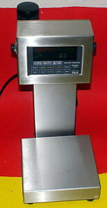 Avery Weigh Tronix 3275 6x 0 002lb Stainless Steel Scale Checkweigher 4xavail