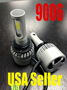 New 9006 Hb4 72w 16000lm Led Headlight Conversion Kit Light Bulb Astro Van 95 05